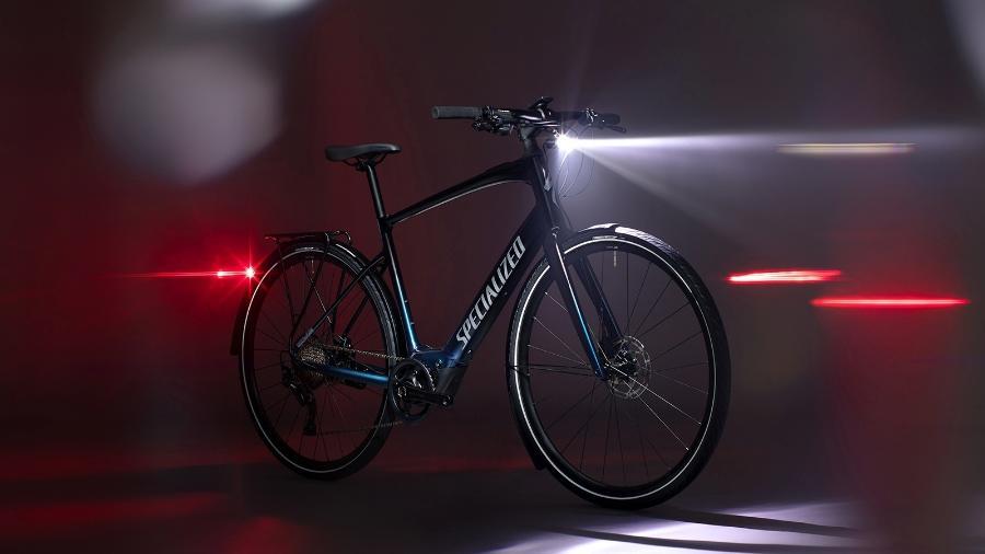 Bike elétrica modelo Turbo Vado SL 4.0 EQ, da Specialized - Divulgação