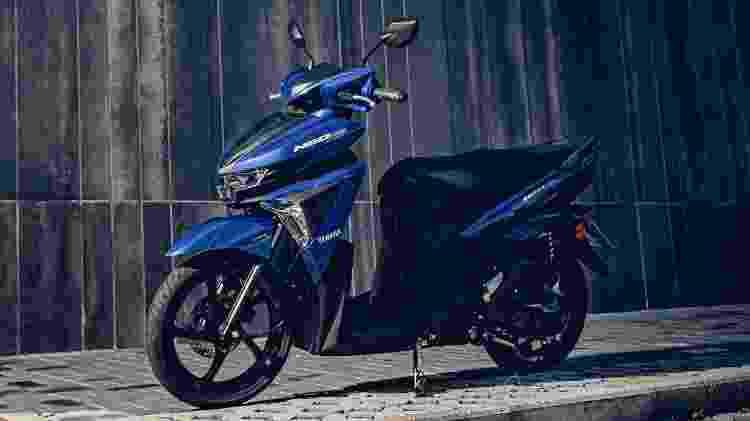 Yamaha Neo 125 - Divulgação - Divulgação