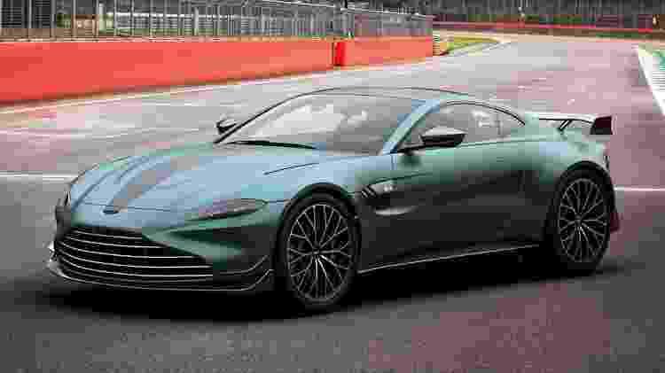 Aston Martin Vantage F1 Edition - Divulgação - Divulgação