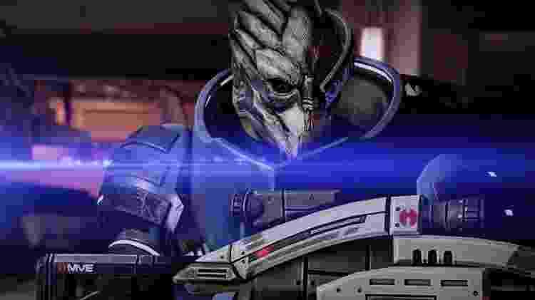 ME Garrus Vakarian - Divulgação/Electronic Arts - Divulgação/Electronic Arts