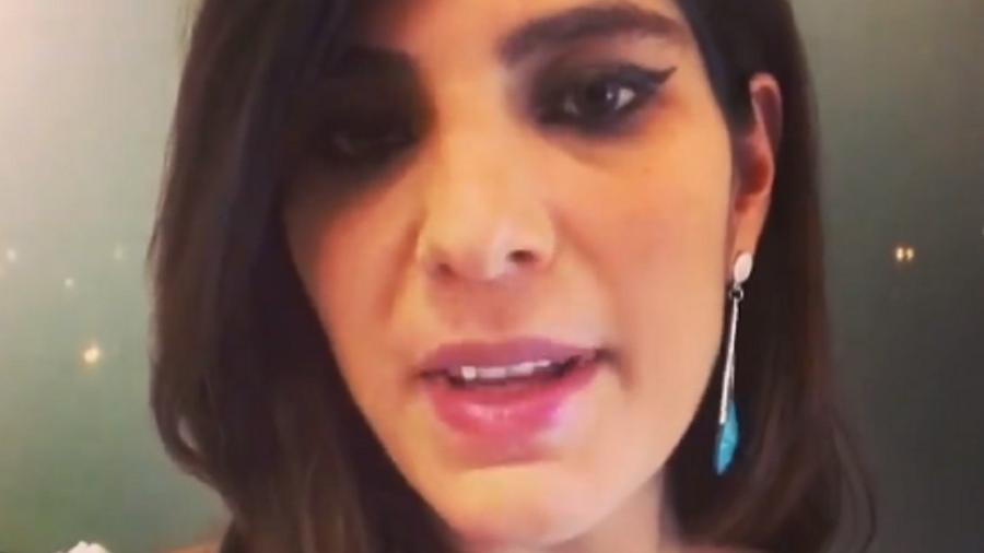 Andréia Sadi criticou ataques de Bolsonaro à imprensa - Reprodução/Instagram