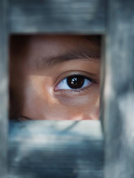 As denúncias envolvendo crianças --40%--, estão acima da média global segundo a ONU, de 34% das vítimas - istock