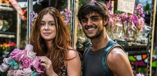 """Eliza e Jonatas são os mocinhos de """"Totalmente Demais"""" - TV Globo Divulgação"""