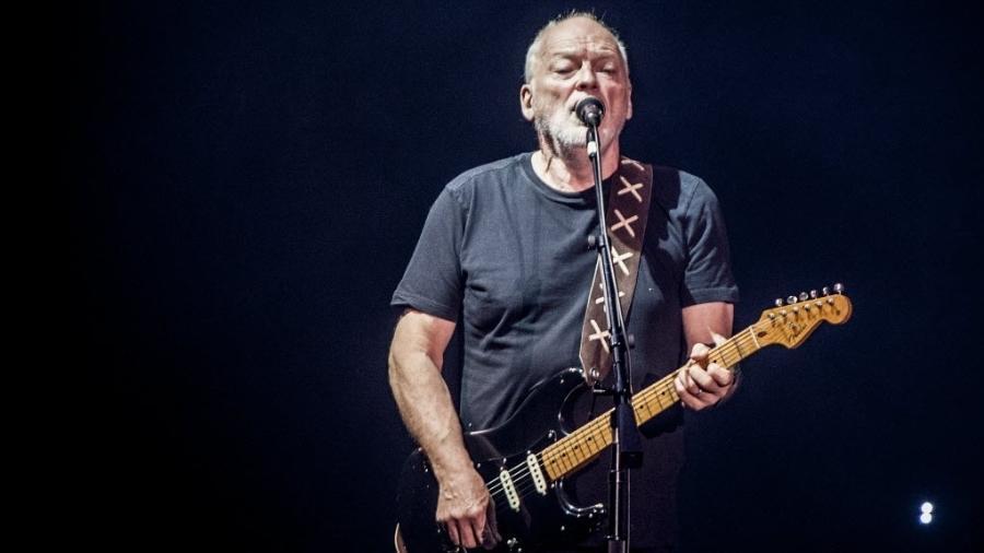 O guitarrista David Gilmour, ex-Pink Floyd - Lucas Lima/UOL