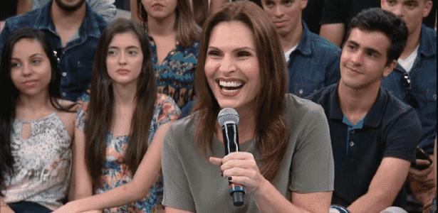 Laura Muller cancelou inbox em rede social após receber enxurrada de nudes - Reprodução/TV Globo