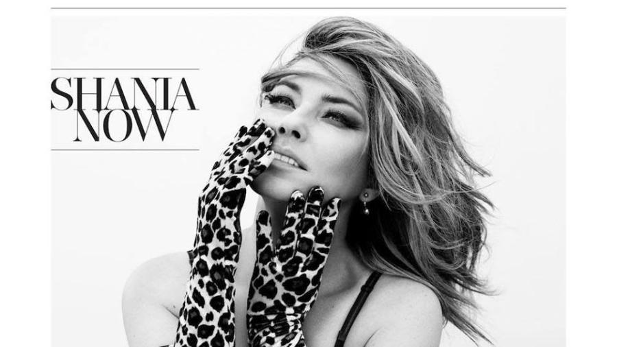 Shania Twain em nova fase da carreira - Divulgação