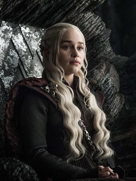 """Como será que Daenerys vai acabar em """"Game of Thrones"""": - Divulgação/HBO"""