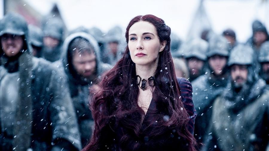 """Melisandre previu o futuro de Arya em """"Game of Thrones"""" - Divulgação/HBO"""