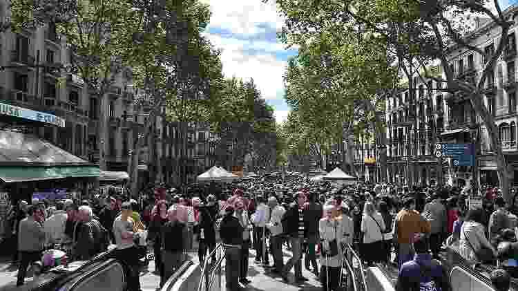 Barcelona - JT Curses/Creative Commons - JT Curses/Creative Commons