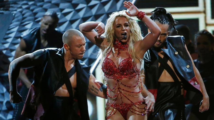 Britney Spears se apresenta em Las Vegas - Mario Anzuoni/Reuters