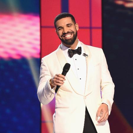 O cantor canadense Drake é o artista mais tocado no Spotify - Getty Images