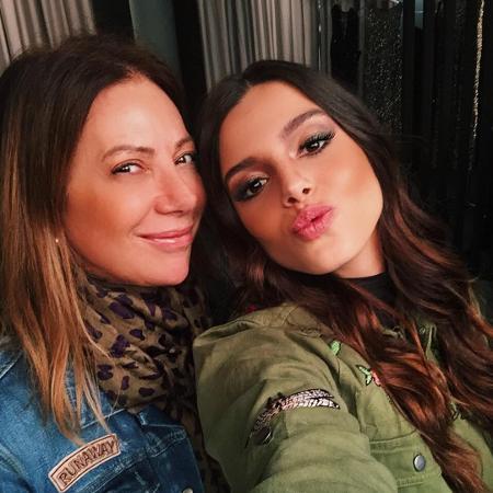 Deborah Ewbank e Giovanna Lancellotti - Reprodução/Instagram