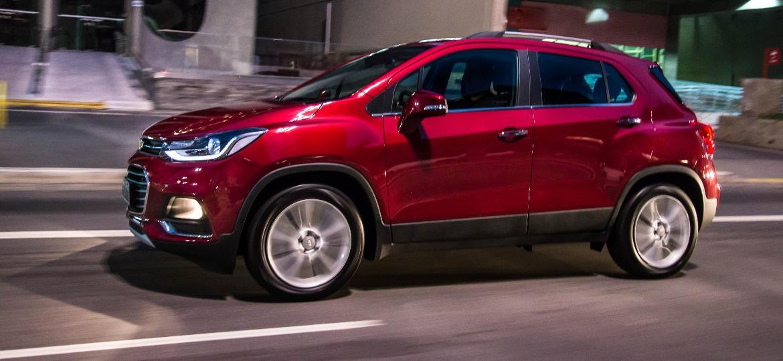 Chevrolet Tracker PCD nos próximos dias, mas sempre acima dos R$ 70 mil - Divulgação