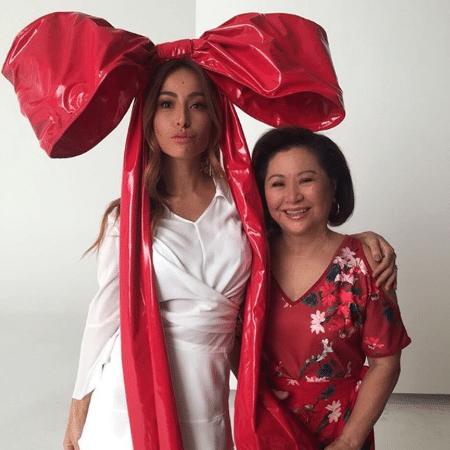 Sabrina Sato escolhe look nada chamativo para passar o Natal - Reprodução/Instagram