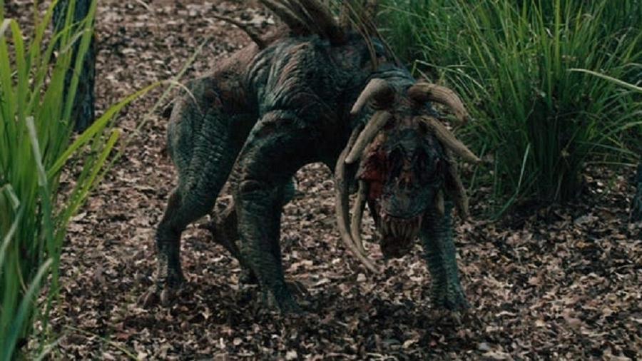 Os cães de caça conhecidos como Hellhound - Reprodução