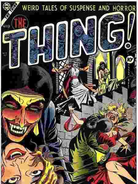 """""""The Thing"""" - Reprodução - Reprodução"""