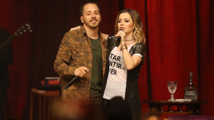 Sandy e Junior fizeram parcerias esporádicas desde 2007, quando anunciaram o fim da dupla - Manuela Scarpa/Brazil News