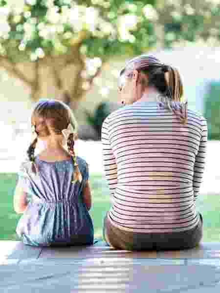 No chamado incesto emocional, a criança é colocada como confidente - Getty Images