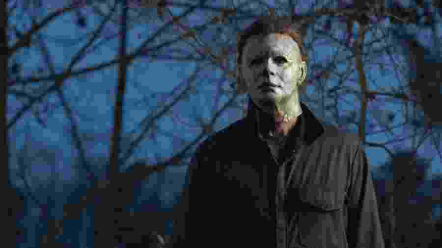 """Michael Myers cada vez mais assustador no novo """"Halloween"""" - Divulgação"""