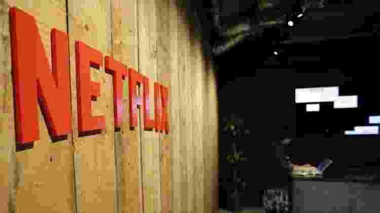 Escritório da Netflix nos Estados Unidos - Reprodução - Reprodução