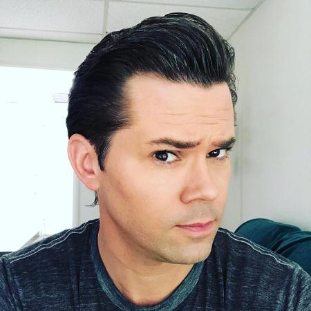 "O ator Andrew Rannells interpretou Elijah Krantz em ""Girls"" - Andew Rannells/Reprodução Instagram"