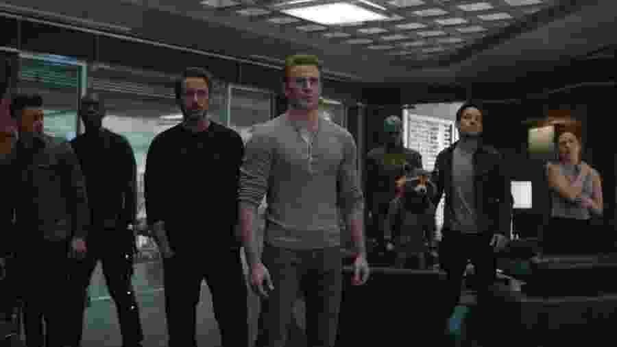"""Cena de """"Vingadores: Ultimato"""" - Divulgação"""