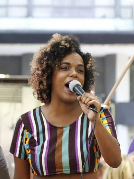A deputada estadual Dani Monteiro (PSOL) - Reprodução/Instagram