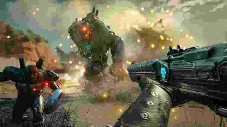 Inimigos exóticos dão um tom especial aos combates, mas a variedade poderia ser maior - Divulgação