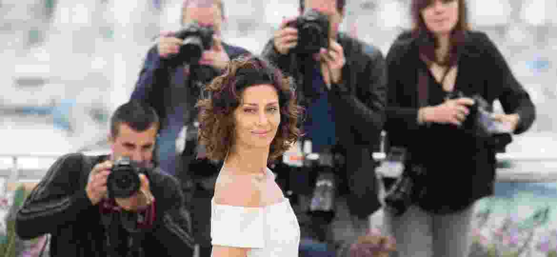 Maria Fernanda Cândido no Festival de Cannes - Samir Hussein/WireImage