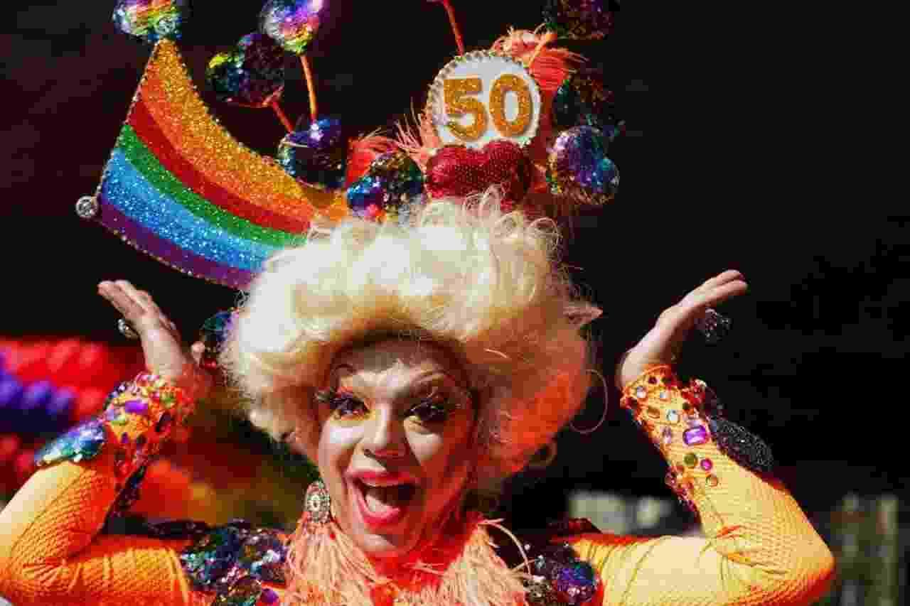 Edição deste ano comemora os 50 anos de Stonewall, evento em Nova York que deu origem ao Dia do Orgulho LGBTQ+ - Luciola Villela/ UOL