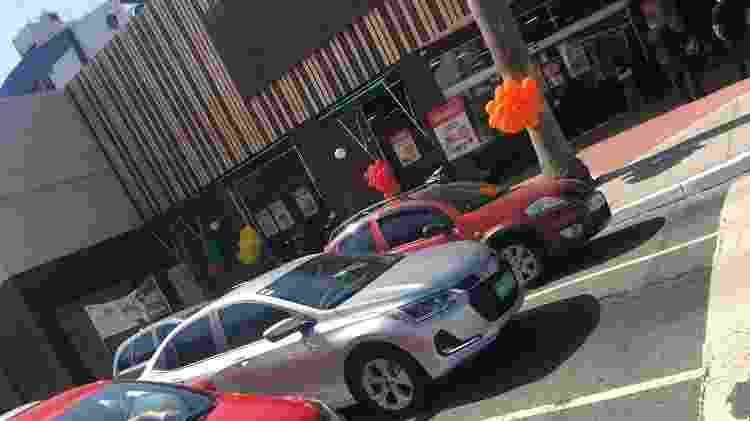 Chevrolet Onix Sedan - Bruno Buissa/UOL - Bruno Buissa/UOL