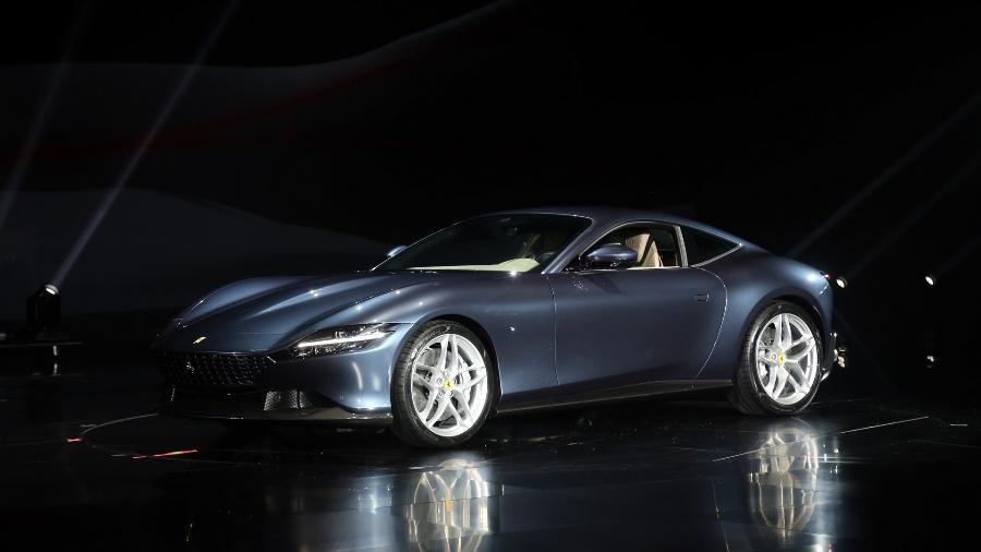 Ferrari Roma 2020 - Divulgação
