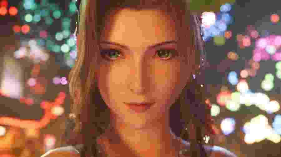 Final Fantasy VII - Divulgação