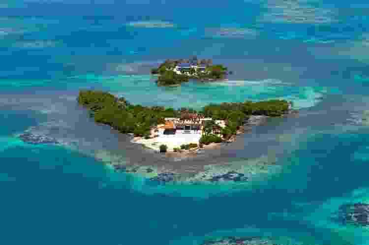 Ilha privativa em Belize - Divulgação - Divulgação
