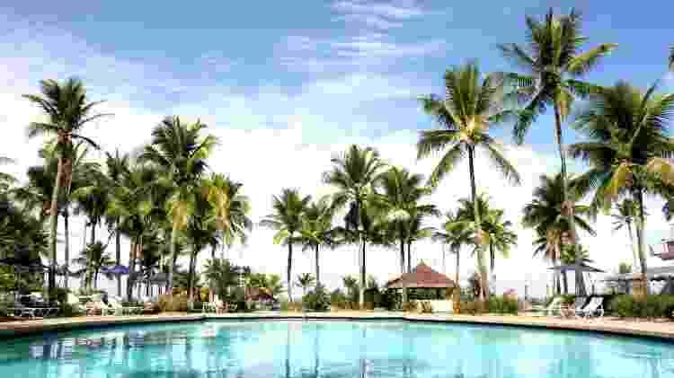 Casa Grande Hotel Resort & Spa, no Guarujá  - Divulgação