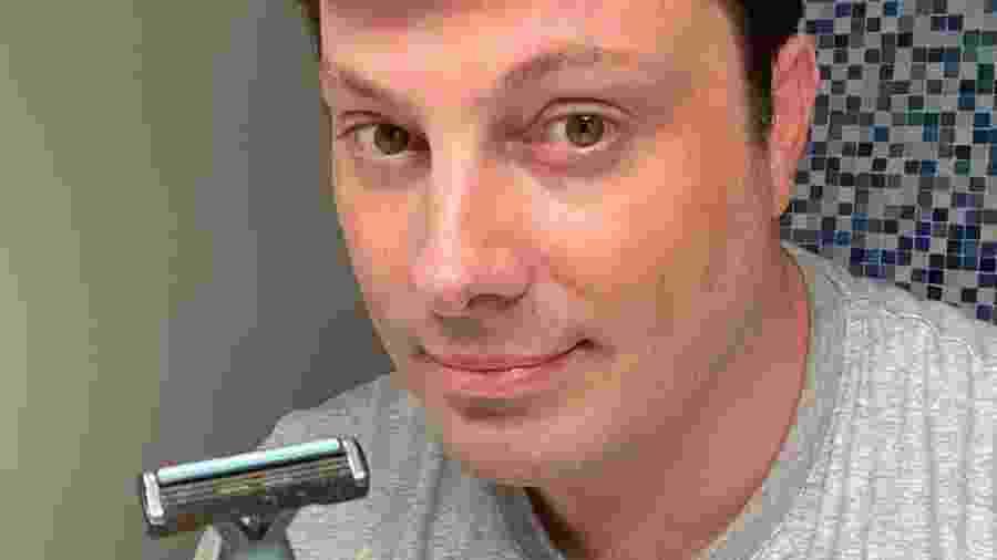 Danilo Gentili, apresentador do SBT e comediante - Reprodução/Instagram