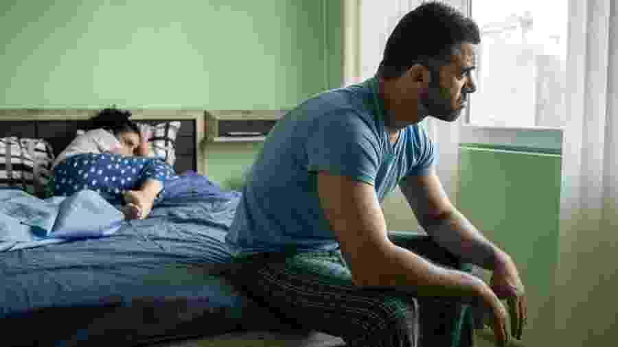 Homens denunciados por violência doméstica foram ouvidos em pesquisa recente - Getty Images