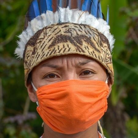 Região do Norte do País, onde concentram-se maior número de povos indígenas no país, sofre com alerta e subnotificação de dados - Alex Pazuello/Prefeitura de Manaus/Agência Câmara de Notícias