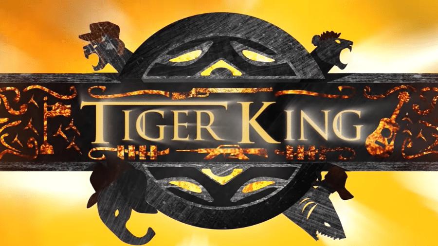 Tiger King Game of Thrones - Reprodução