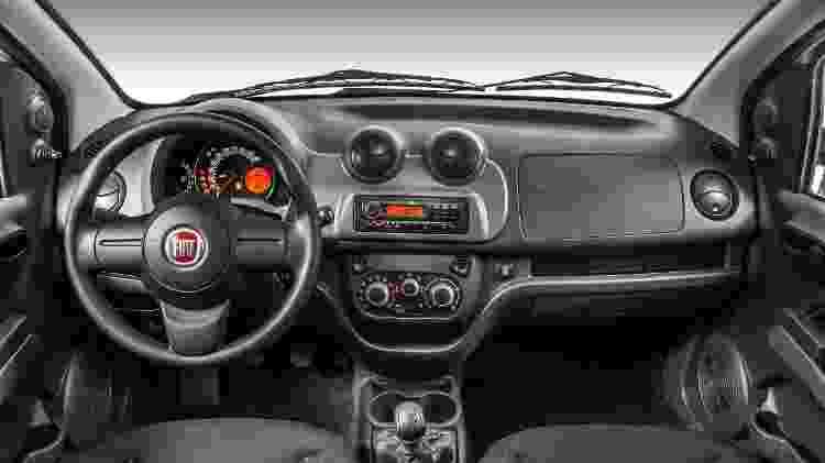 Fiat Fiorino 3 - Divulgação - Divulgação