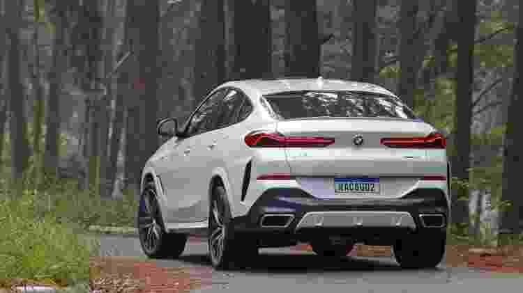 BMW X6 4 - Murilo Góes/UOL - Murilo Góes/UOL