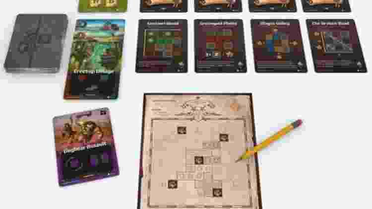 Cartógrafos Boardgames 2 - Divulgação/Encounter - Divulgação/Encounter