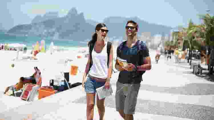 Os passeios para turistas também podem ser uma boa opção para conhecer sua própria cidade melhor - Getty Images - Getty Images