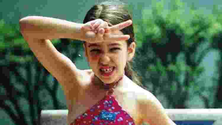 maquiadora infância - Arquivo Pessoal - Arquivo Pessoal