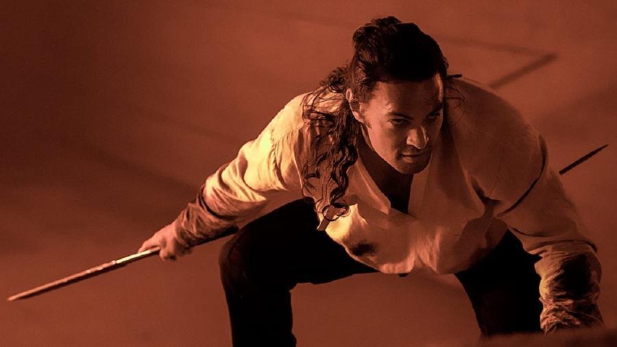 """Jason Momoa em cena de """"Duna"""" - Reprodução/IMDB"""