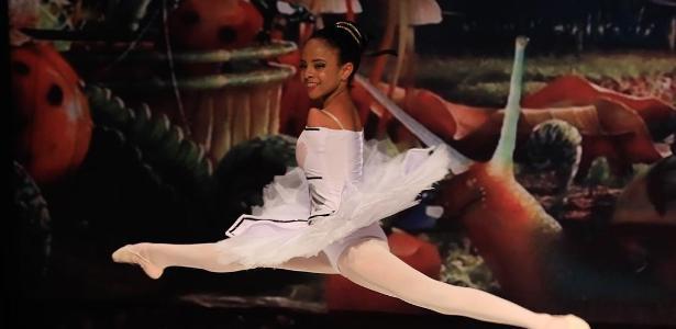 Minha história   'Não tenho braços, mas sinto eles ali ao dançar', diz bailarina classica