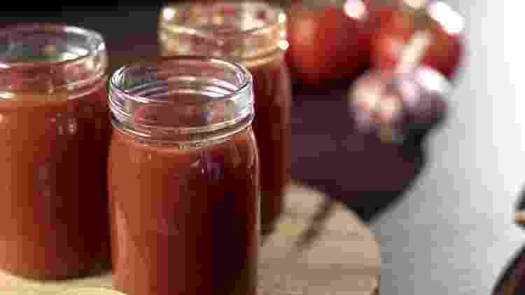 ketchup caseiro - Salted Caramel/UOL - Salted Caramel/UOL