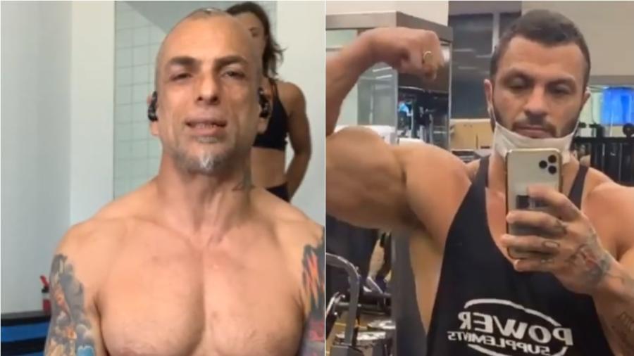 Marcelo Dourado e Kleber Bambam, vencedores do Big Brother Brasil - Reprodução/Instagram