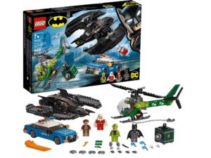 Lego Super Heroes Batwing do Batman™ e o Assalto do Riddle - Divulgação - Divulgação