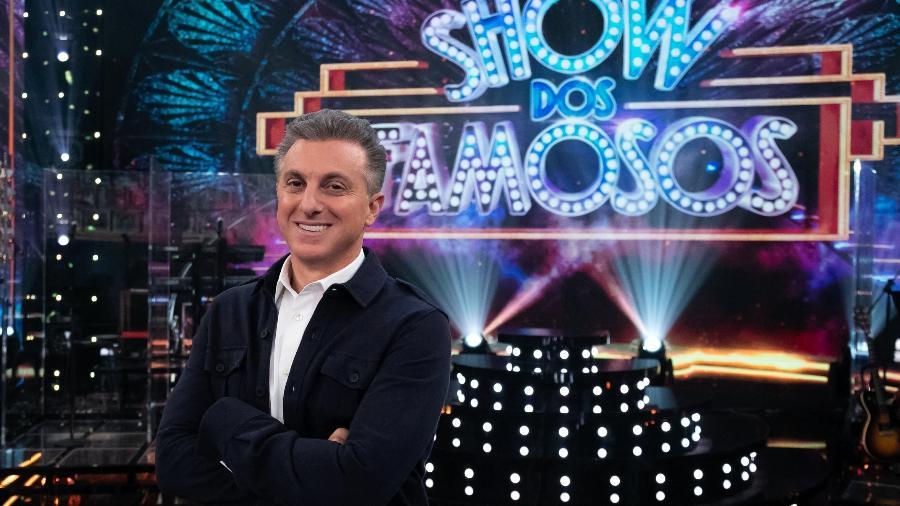 Luciano Huck assumiu programa de domingo na Globo e desistiu da possibilidade de ser candidato em 2022 - Globo/Marcos Rosa